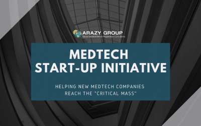 The Arazy Group MedTech Start-Up Initiative