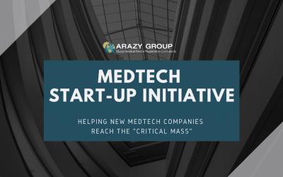 The Arazy Group MedTech Start-Up Initiative