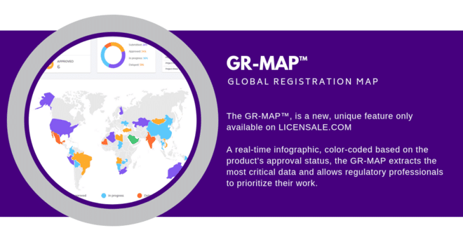 What is a Global Registration Map (GR-MAP™)?