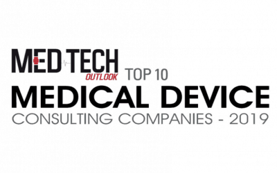 Arazy Group Named Top 10 Medical Device Consulting Company 2019